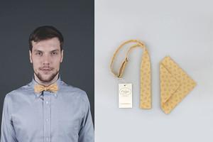 Московская марка Chehov выпустила новую коллекцию бабочек и галстуков
