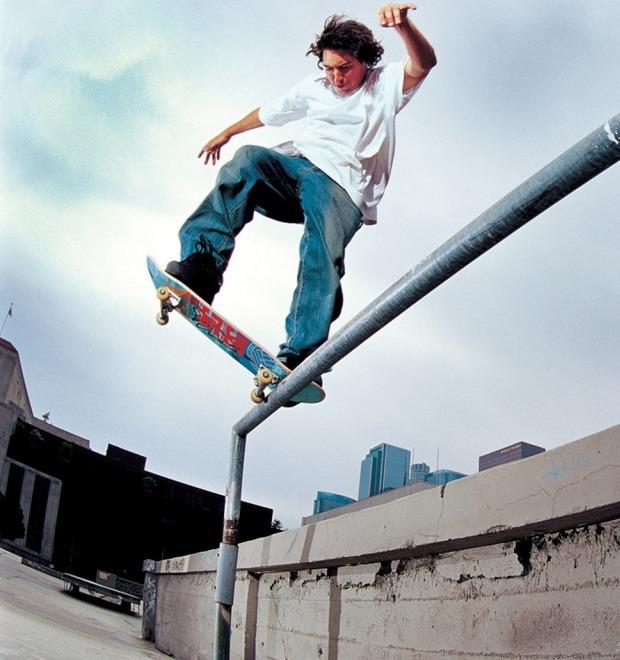 Гид по базовым скейт-трюкам в гифках