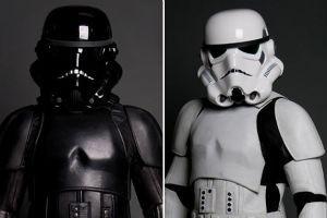 Мотоциклетный костюм, вдохновленный дизайном имперского штурмовика из «Звездных войн» — Культура на FURFUR