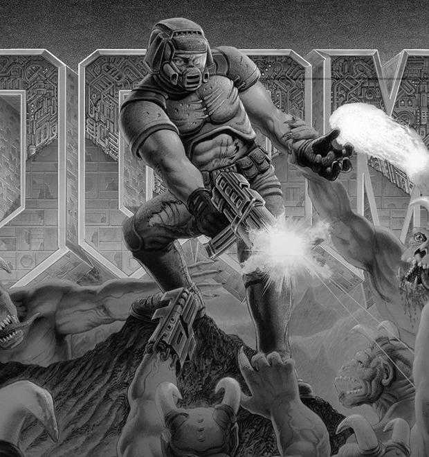 Doom: Как появился шутер, изменивший всю индустрию игр  — Культура на FURFUR