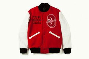 Коллекция университетских курток хип-хоп музыканта Дрейка