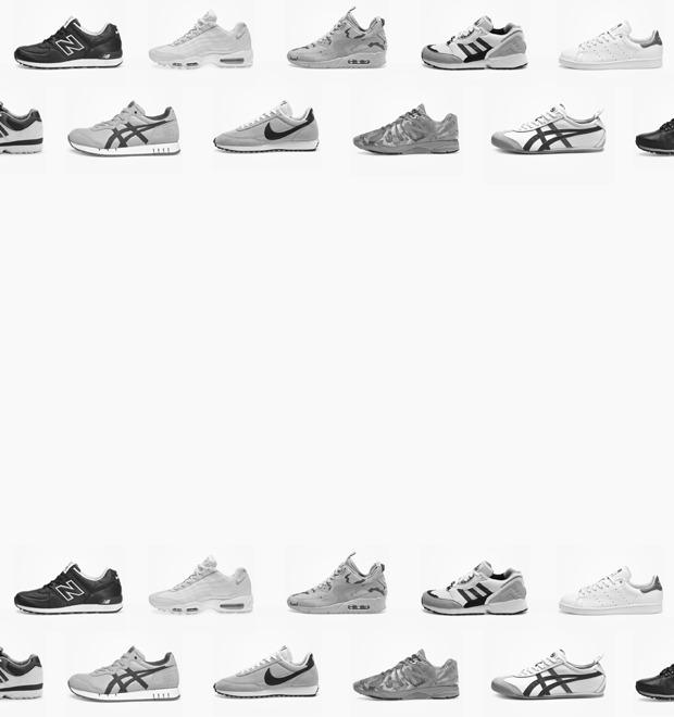 Лучшие кроссовки 2014 года по версии читателей FURFUR
