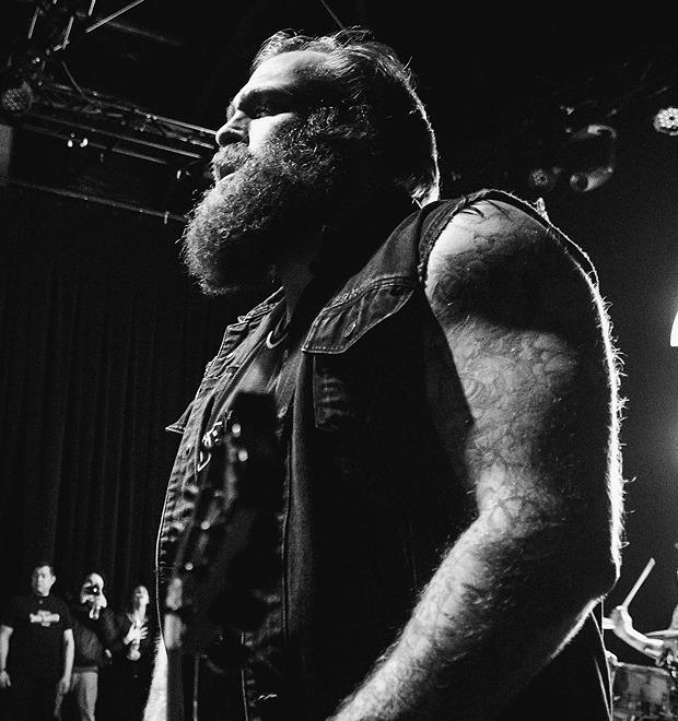 Знак силы: 7 звезд современного метала говорят о своих бородах — Культура на FURFUR