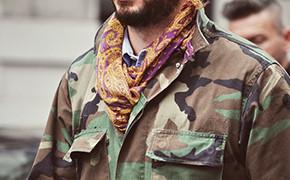 Сливайся: Как носить камуфляж