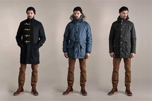 Коллекция верхней одежды русской марки Devo