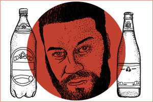 Журналист и заправский гурман Василий Быков признается в любви к дешевому пиву — Культура на FURFUR