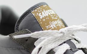 Совместная коллекция кроссовок Saucony и русской марки Anteater — Культура на FURFUR