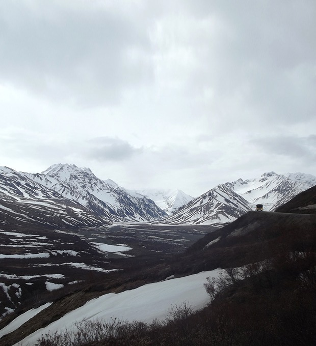 Вершина мира: Как я провел 26 дней на Аляске