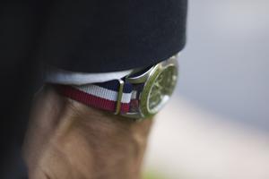 Полосатый рейс: Гид по ремням для наручных часов Nato Strap