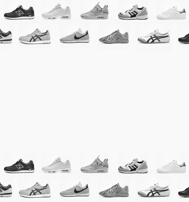 Сникер-баттл: Nike Roshe Run против Adidas ZX Flux — Культура на FURFUR