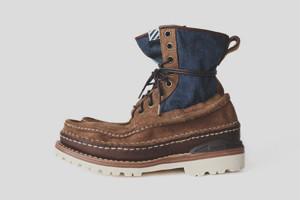 Новая модель ботинок и рубашка Visvim — Культура на FURFUR