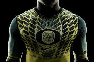 Футуристичная униформа команды Oregon Ducks — Культура на FURFUR