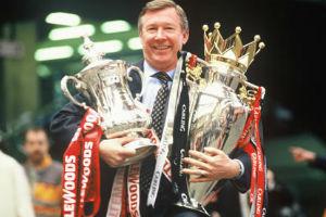 Юбилей Алекса Фергюсона на посту тренера «Манчестер Юнайтед» — Герои на FURFUR