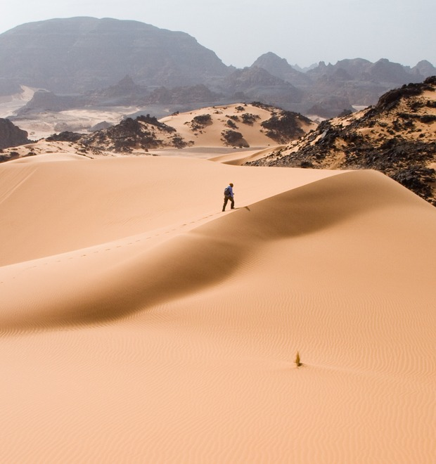 На своих двоих: 9 самых продолжительных пеших путешествий