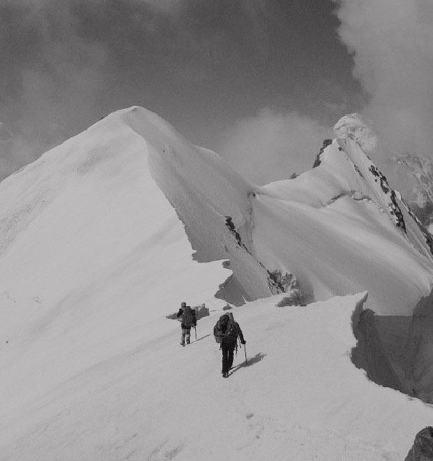 Что публикуют в своих Instagram альпинисты со всего света — Герои на FURFUR