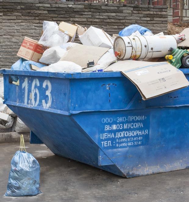 «Даже вынести мусор умею красиво»