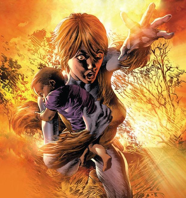 11 супергероев с самыми бесполезными способностями