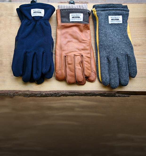 Ручная работа: Любимые перчатки горнолыжников и альпинистов — Hestra