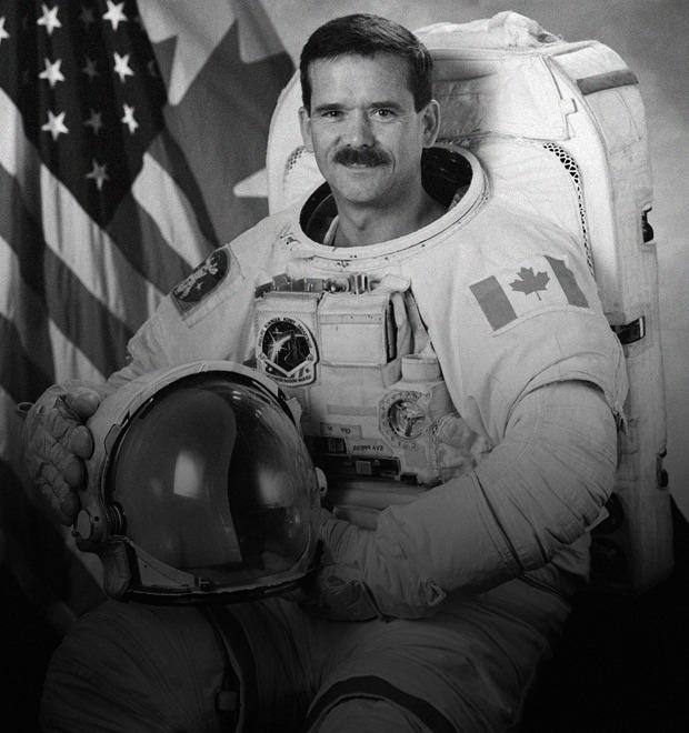 Как я впервые полетел в космос: Крис Хэдфилд о чувствах во время старта и трудностях на станции  — Культура на FURFUR
