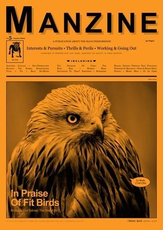 Новый номер журнала Manzine — Культура на FURFUR