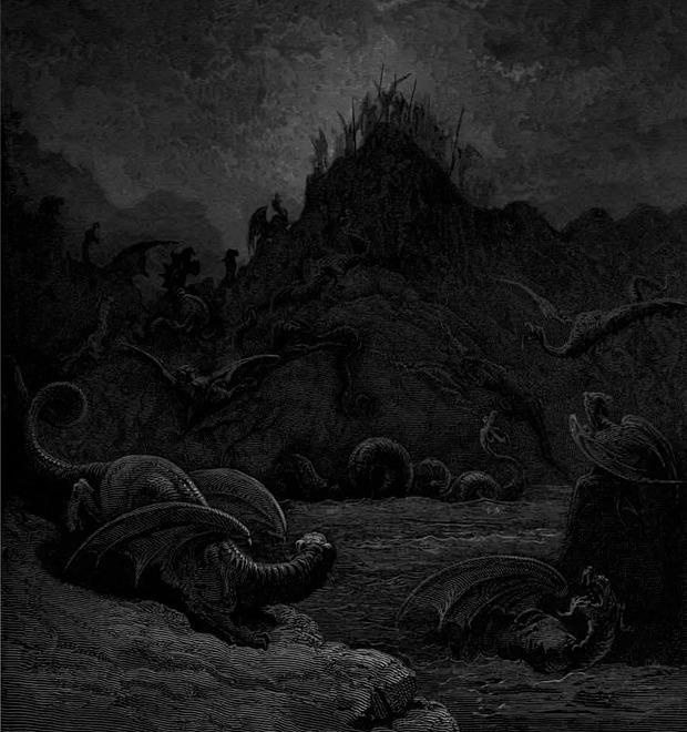 5 русских художников, оформляющих обложки альбомов экстремального метала — Культура на FURFUR