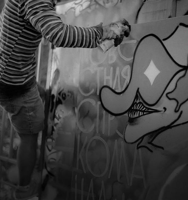 Куратор выставки граффити «Фрагмент» Моника Норс об уличном искусстве в закрытом пространстве — Герои на FURFUR