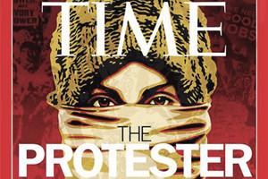 «Человеком года» по версии Time стал протестующий — Культура на FURFUR