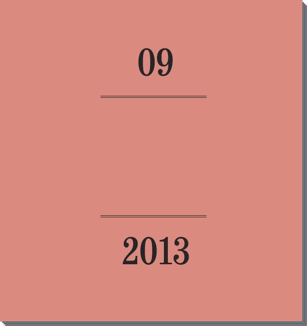 Календарь FURFUR на 2013 год: Сентябрь — Культура на FURFUR