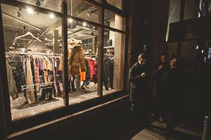 Детали: Репортаж с открытия магазина Carhartt