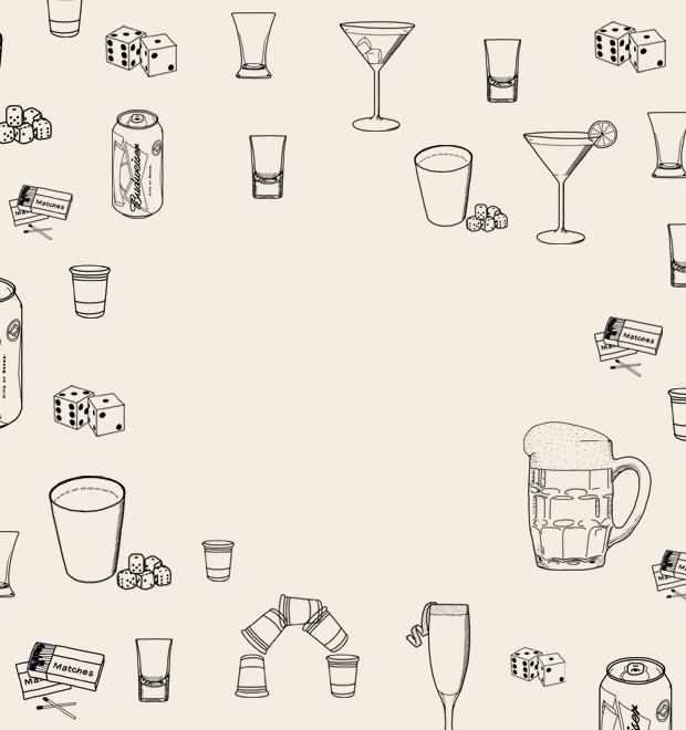 Ультимативный справочник игр для вечеринок с алкоголем — Культура на FURFUR