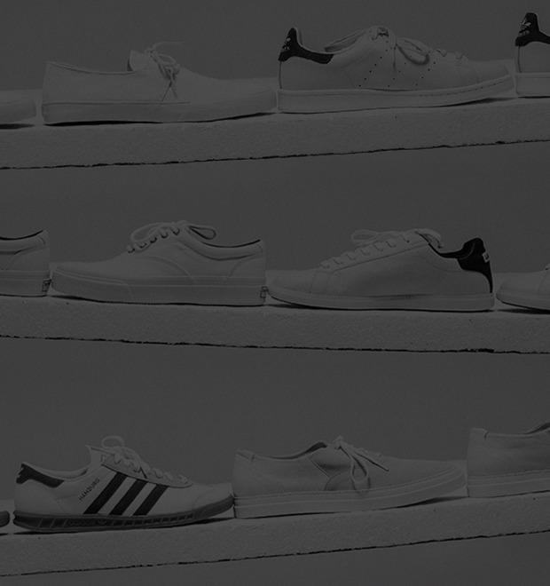 Ревизия одним кадром: Светлые кеды из московских магазинов — Культура на FURFUR