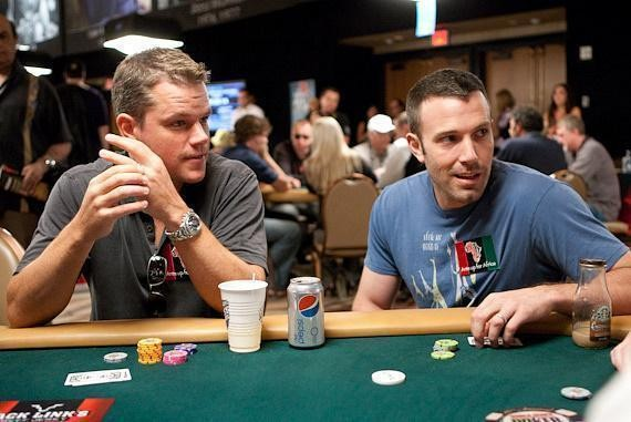 Голливудские звезды пойманы за нелегальной игрой в покер — Герои на FURFUR