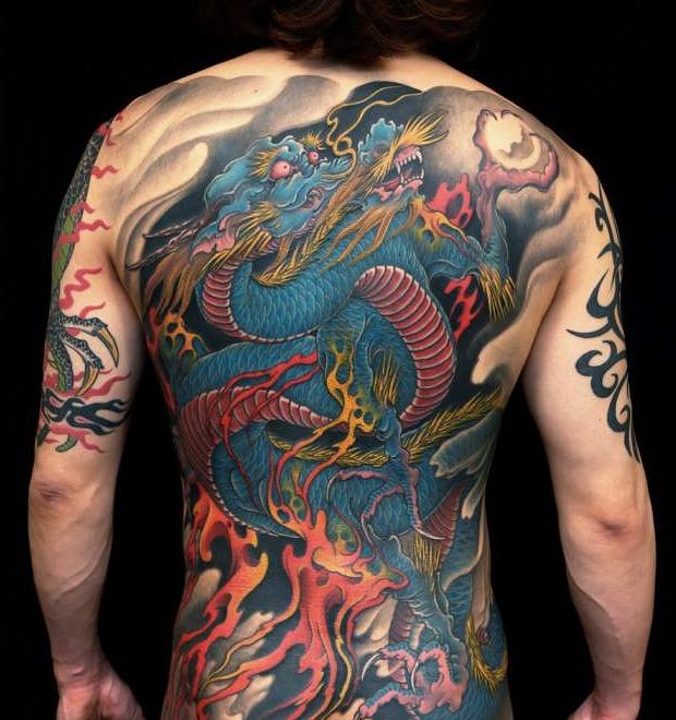 Путеводитель по культуре японских татуировок — Культура на FURFUR