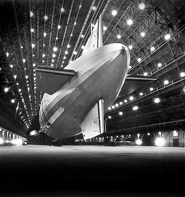 Летающий танк, дирижабль-авианосец и другие виды безумной военной техники