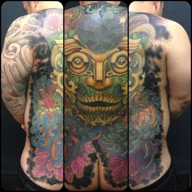 Австралийская выставка Tattoo and Body Art Expo в Instagram-фотографиях её участников — Культура на FURFUR