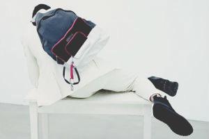 Совместная коллекция марки Eastpak и дизайнера Криса Ван Аша