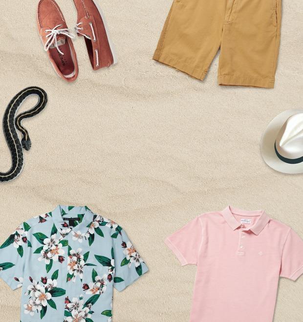 Что носить в жару: Натуральные ткани, правильные цвета и вещи