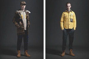 Новая коллекция марки Woolrich Woolen Mills — Культура на FURFUR