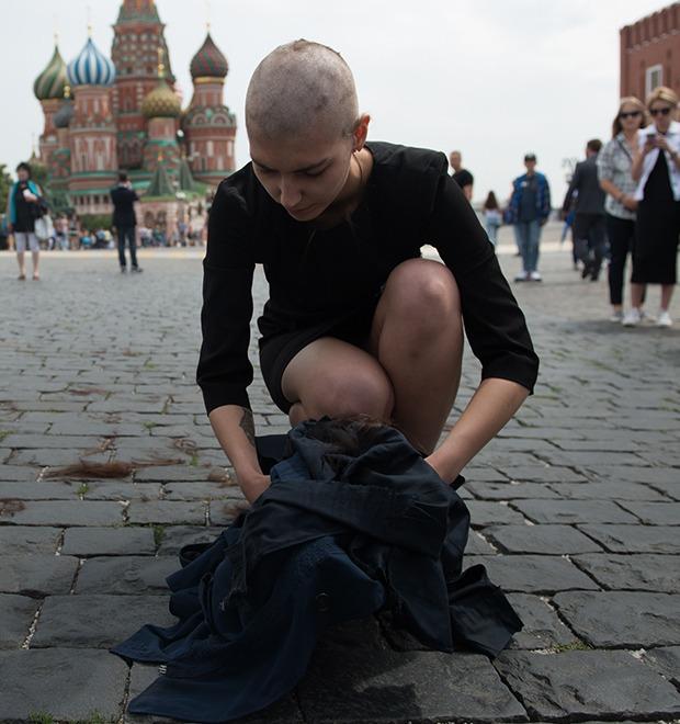 Не бойся: Катрин Ненашева о перформансах, своей выставке и женщинах в российских тюрьмах
