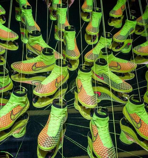 Технологичная магия: Интервью с Мартином Лотти, креативным директором Nike