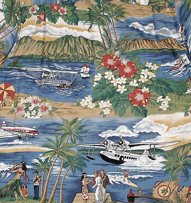 Алоха, Гавайи: История и особенности самых ярких летних рубашек — Культура на FURFUR