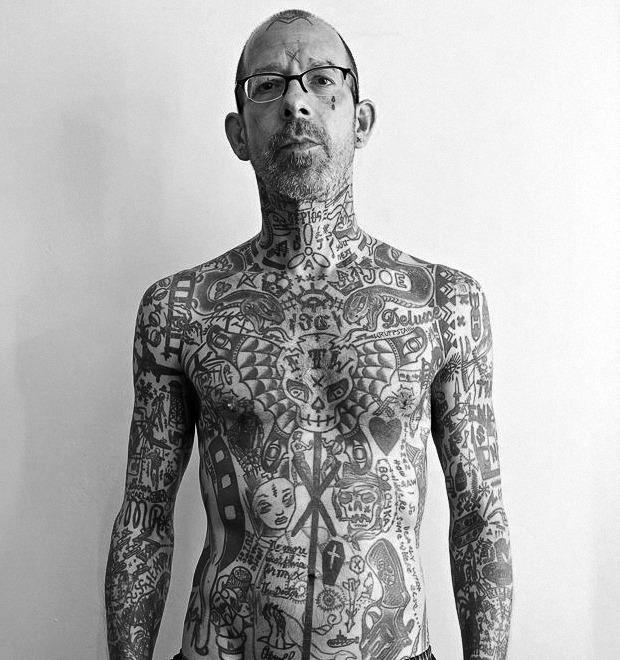 Как Дункан Икс изменил мир современной татуировки — Герои на FURFUR