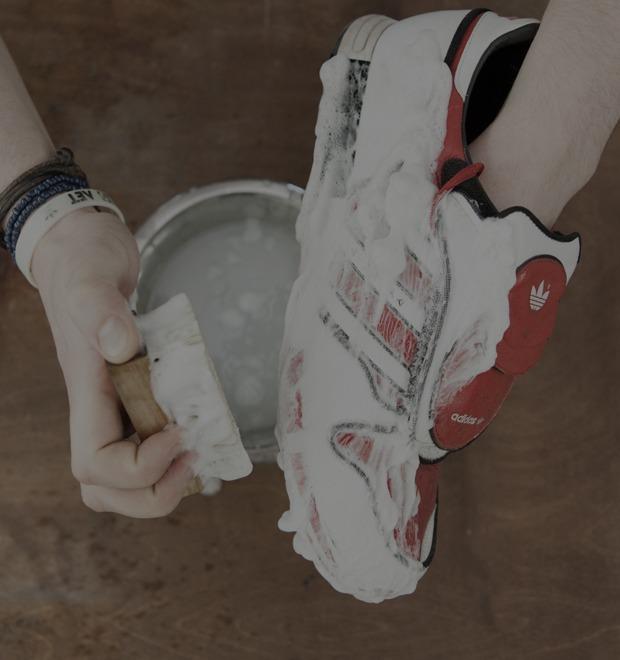 Совет: Как чистить кроссовки