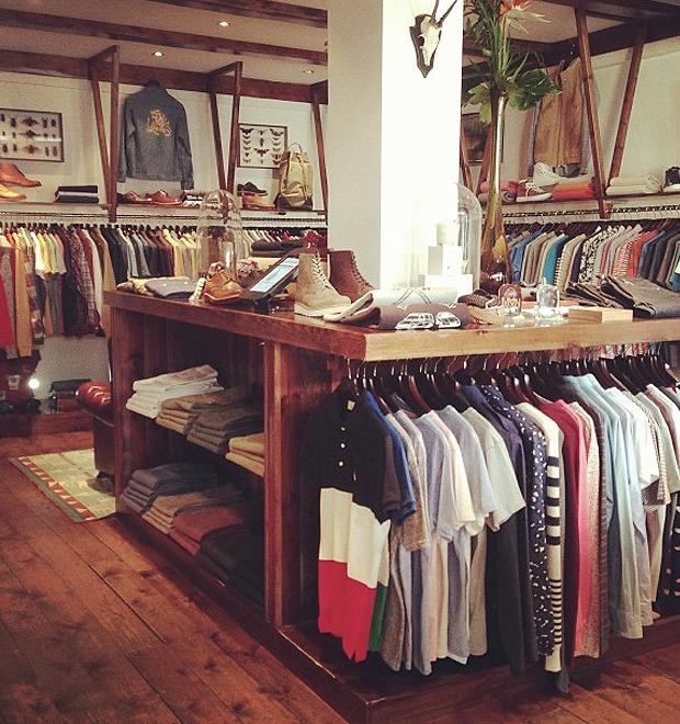 Магазины одежды в Instagram — Культура на FURFUR
