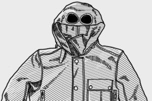 Внимание к деталям: Как появились очки на капюшоне курток C.P. Company — Культура на FURFUR