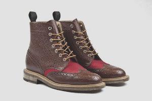 Коллекция обуви Марка МакНейри и магазина Standard — Культура на FURFUR