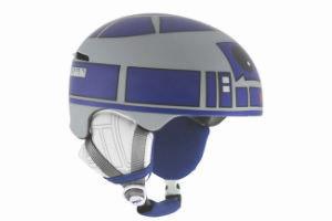 Шлем для сноуборда, вдохновленный дизайном робота R2D2 — Культура на FURFUR