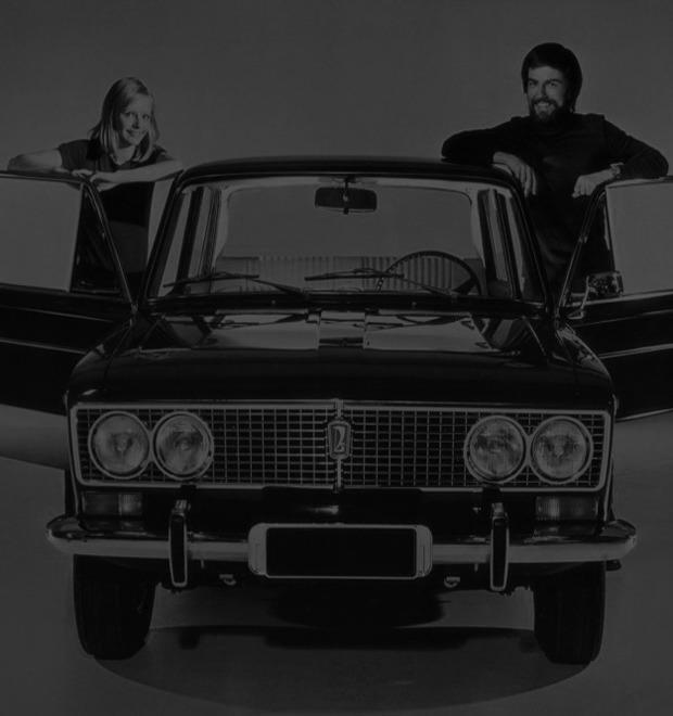 «Тарзан», «Наташа», «Консул» и другие шикарные автомобили для руководства «АвтоВАЗа» — Культура на FURFUR
