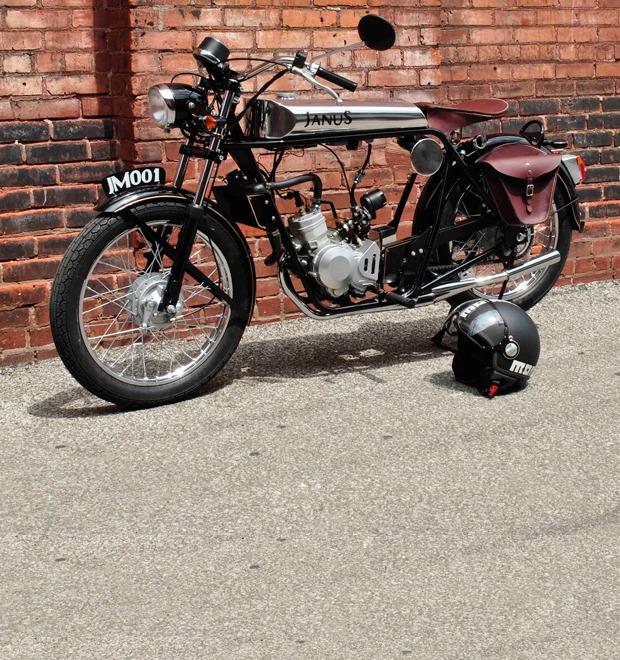 Красота по-американски: Фирма из США начала выпускать мотоциклы-малолитражки в стиле 1920-х годов — Культура на FURFUR