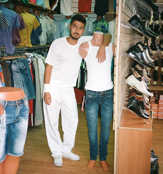 Уайт пауэр: Восточный базар и белая одежда — Культура на FURFUR